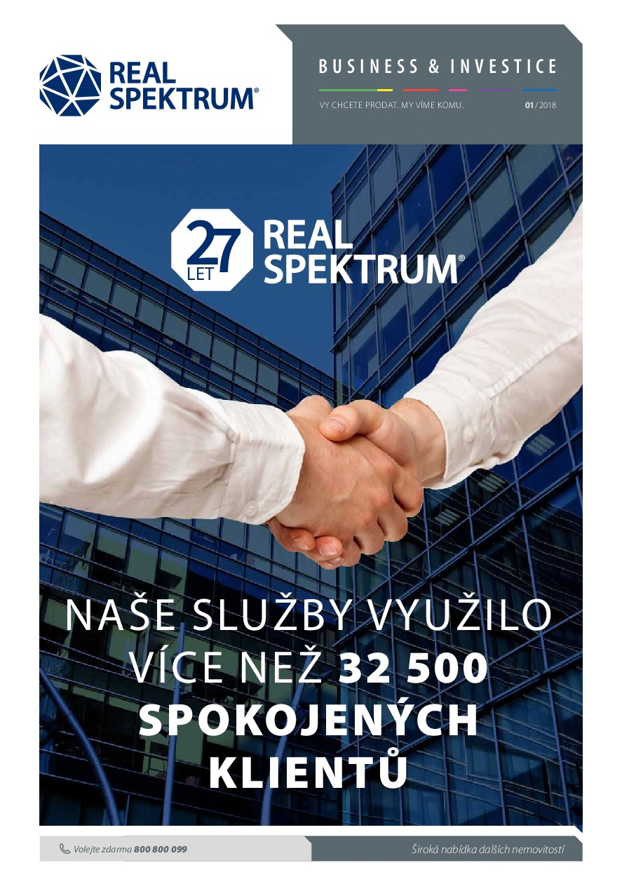 Business noviny 1/2018