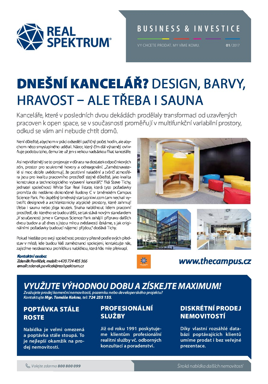 Business noviny 1/2017