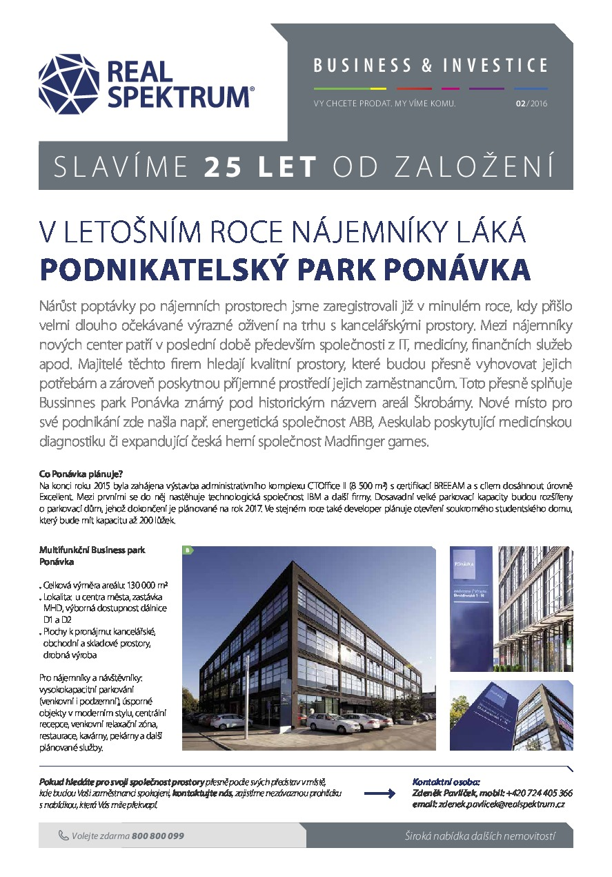 Business noviny 2/2016