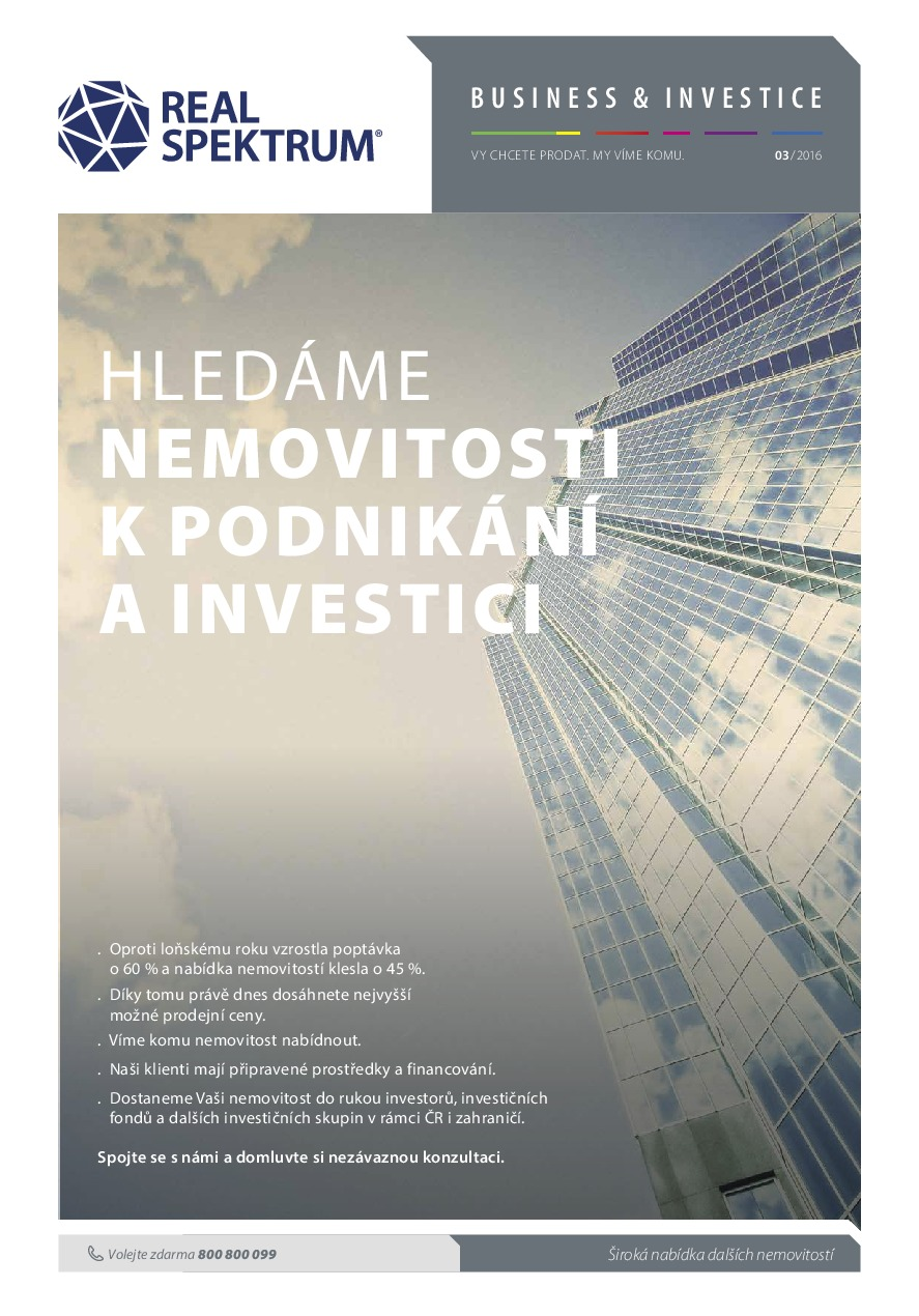 Business noviny 3/2016