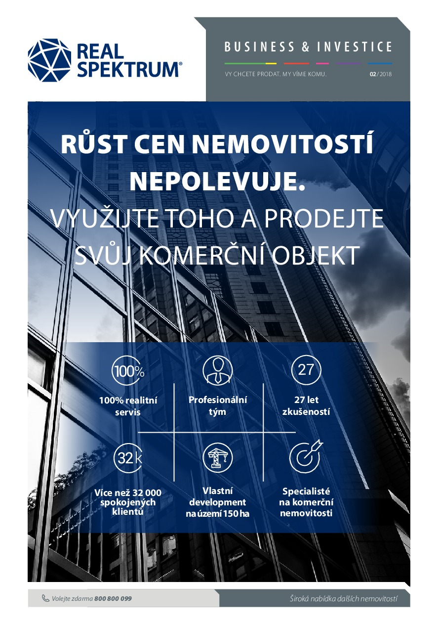 Business noviny 2/2018